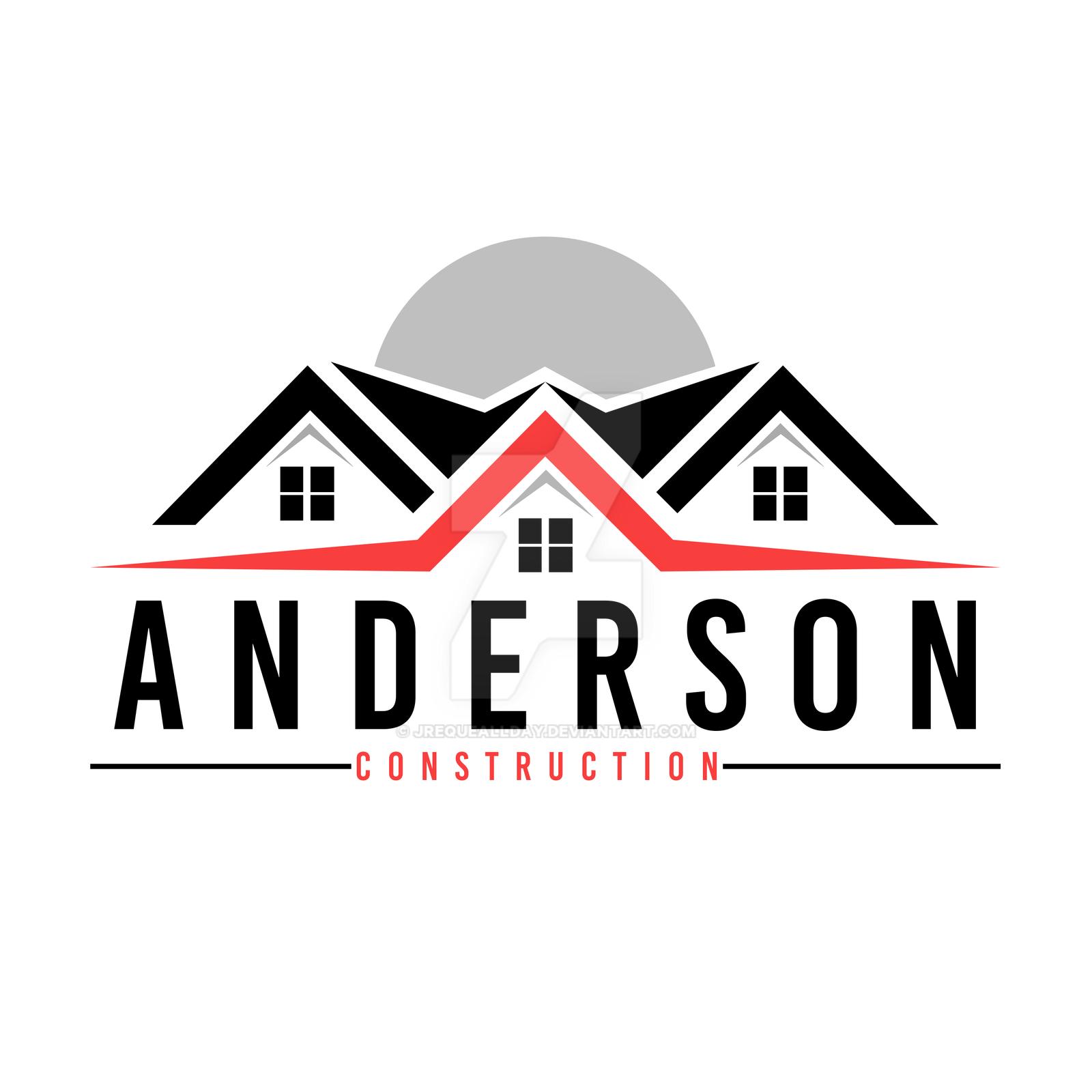 Logo Design for Construction Company in Atlanta by ...
