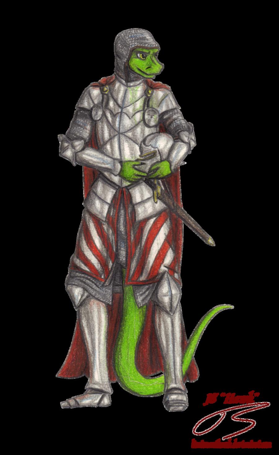 Knight-Commander Mordecius by LieutenantHawk