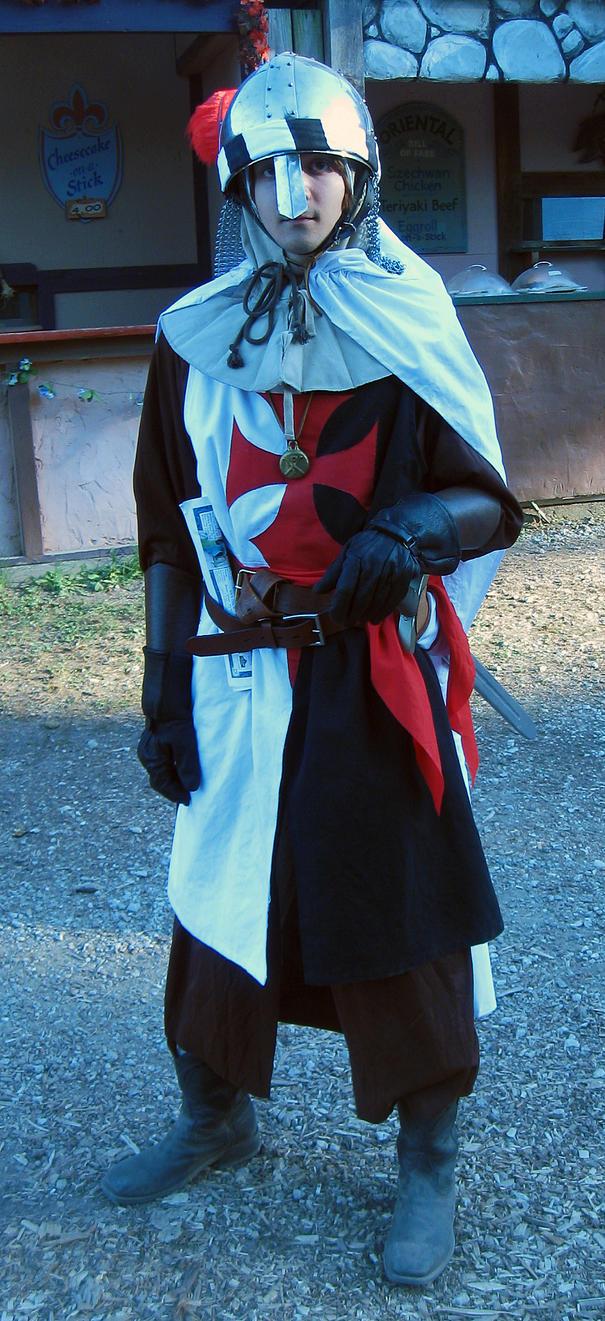 Crusader by LieutenantHawk