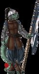 Iddek Sergeant by LieutenantHawk