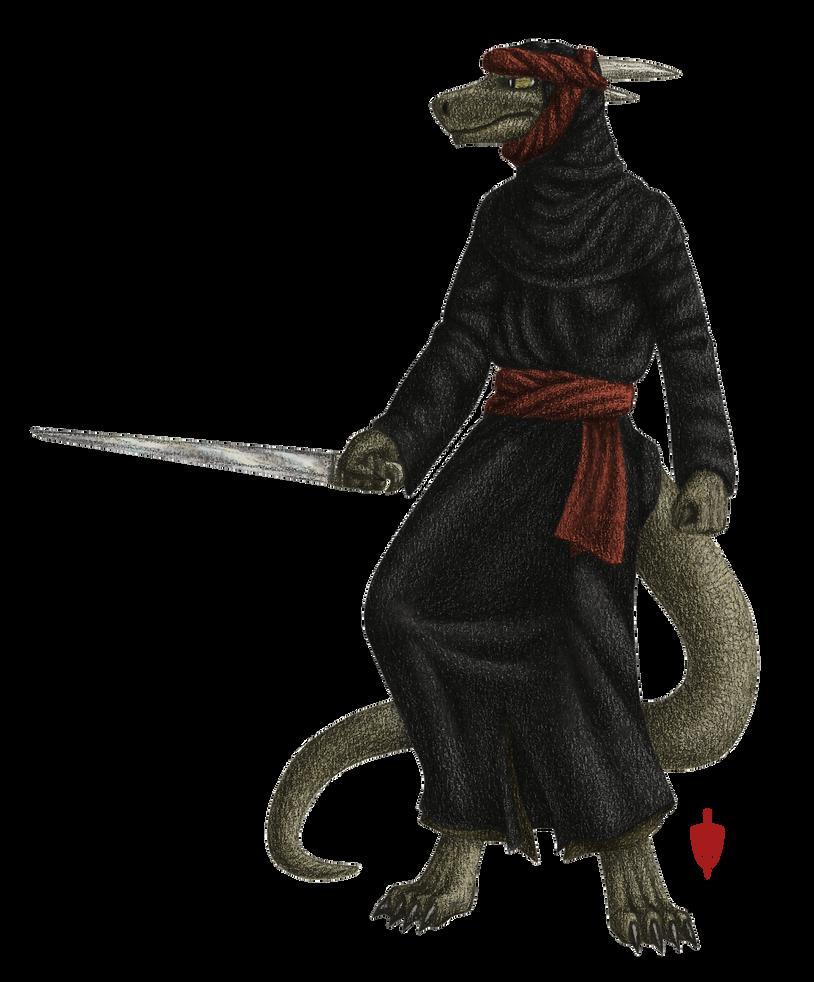 Swordsman of Dunaas by LieutenantHawk