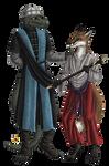 Lord Hauldcrey and Satserei