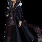He's a pretty little demon... by miserys-puppet