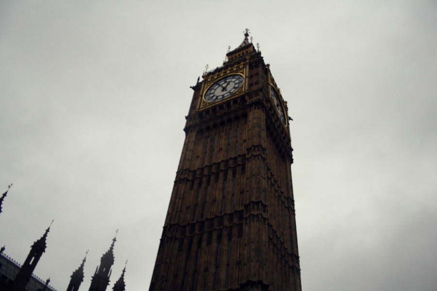 Big Ben by SunnyStereoSound