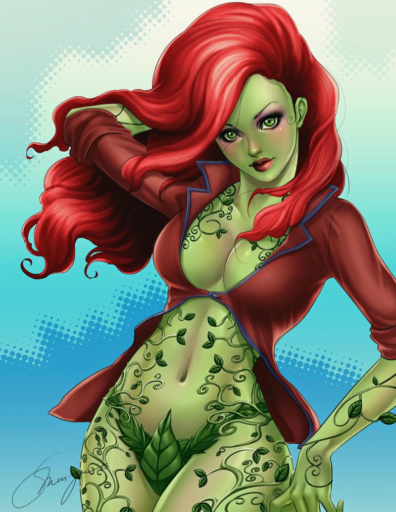 Poison Ivy by Shaiyan