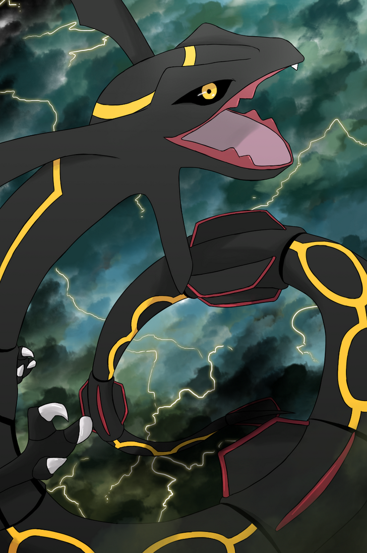 rayquaza wallpaper download