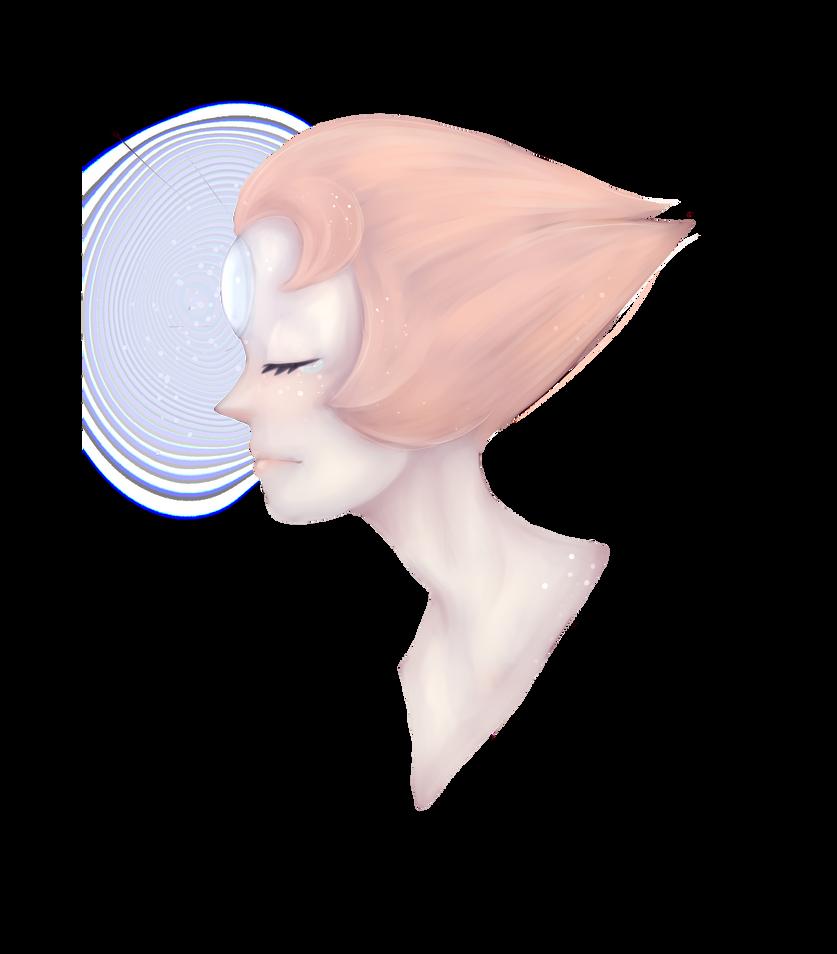 Pearl Fanart [Steven Universe] by ChiroMio