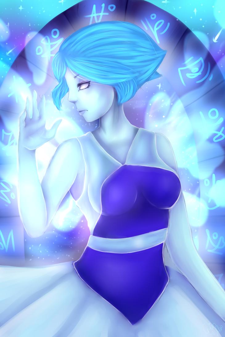 Lapis Lazuli [Steven Universe] by ChiroMio