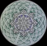 Geometric dotwork I 2011