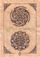 Neo celtic I 2011 by VillKat-Arts