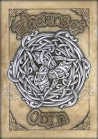 Neo Norse Odin 2011 by VillKat-Arts
