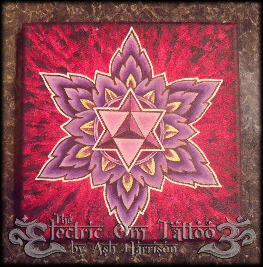 MerKaBa Mandala 2013 by VillKat-Arts on DeviantArt