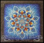 Aquarius Dawn Mandala 2013