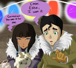 Eska and Bolin