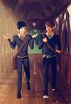 A Walk Around Hogwarts