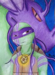 Donatello Tribunal (TMNT) by Ray-Ken