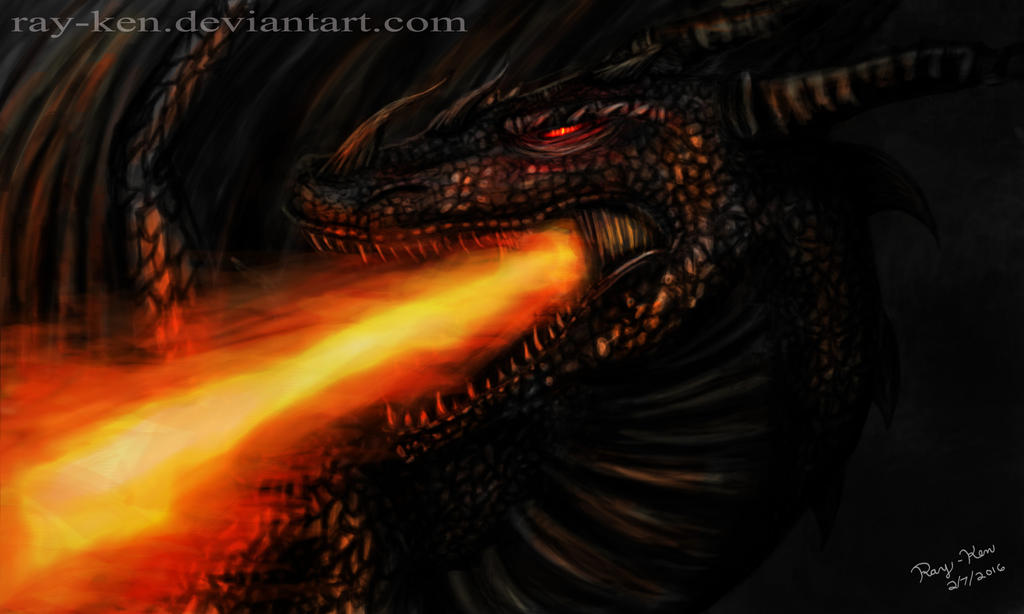The Prince of Fire by Ray-Ken