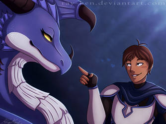 Hey Beautiful (Rider Lance) by Ray-Ken