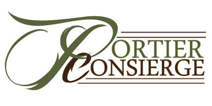 Portier Concierge Logo by xxkayoticxx