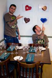 Amarands hearts