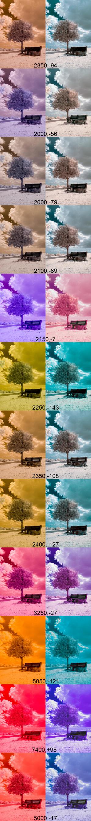 Infrared colour profiles by monkeyheadmushroom