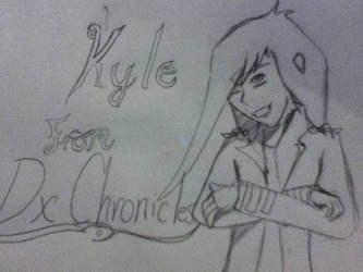 Kyle from DX Chronicles!