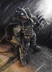 Armoured Bat