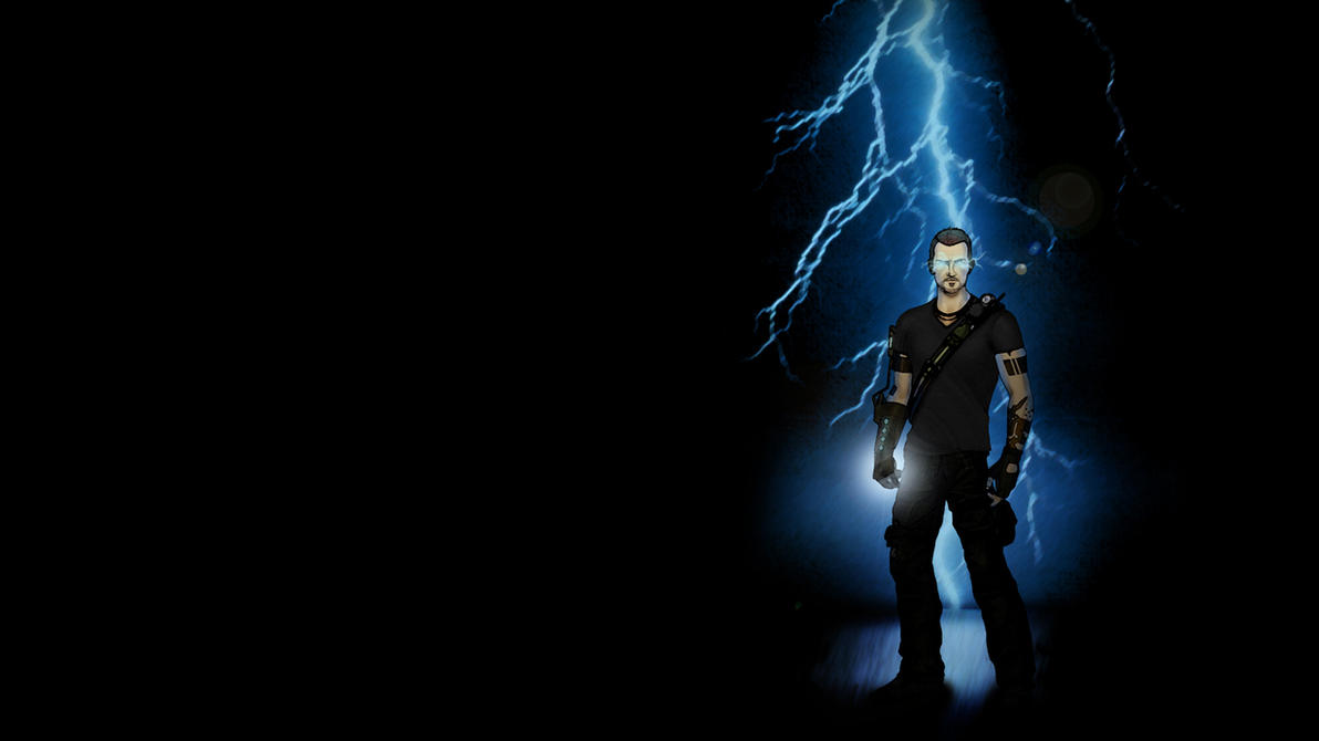 infamous 2 wallpaper by a1backer on deviantart