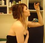 Larafairie-stock: Hand Pose
