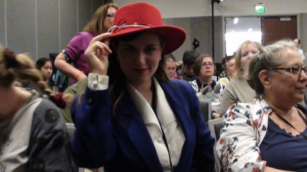 Angent Peggy Carter