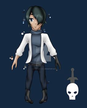 (Updated Version) Team HYML - Marco Ukaze by kenshi-ishiyama