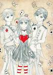 .:: Queen of Hearts ::.