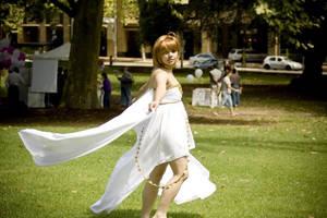 Sakura wings by Tsubaki-chan