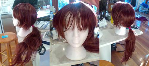 Kenshin Wig