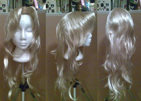 Alucard Wig