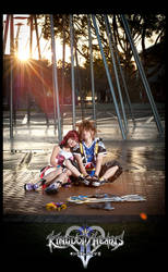 Two Hearts by Tsubaki-chan