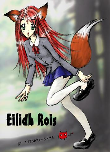 Avi art_ Eilidh Rois by Tsubaki-chan