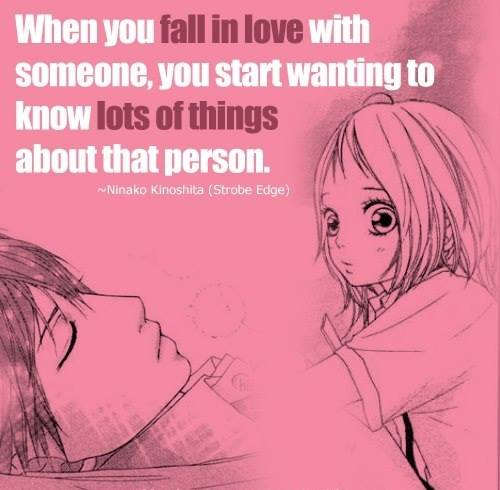 Manga Love Quotes: To Our Youth That Is Fading Away Chapter 10