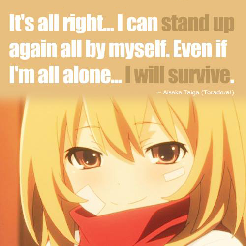 Anime Quotes About Friendship Entrancing Anime Quotes Favouritestaik122 On Deviantart