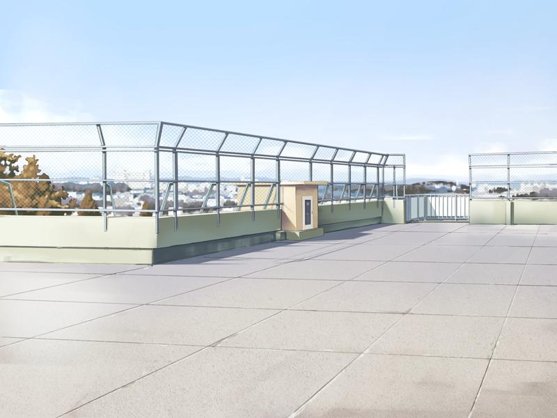 School Rooftop Forums Myanimelist Net