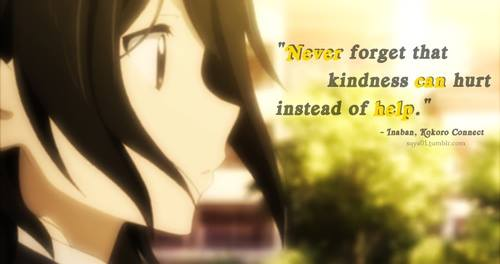 Anime Quotes About Friendship Mesmerizing Anime Quote 158Animequotes On Deviantart