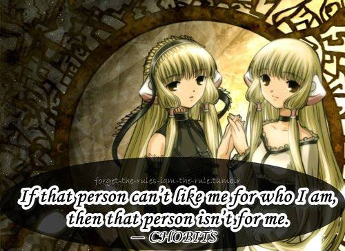 Anime Quote #160 by Anime-Quotes