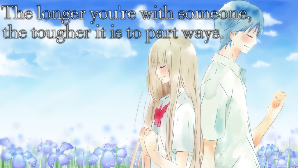 Anime Quotes About Friendship. QuotesGram
