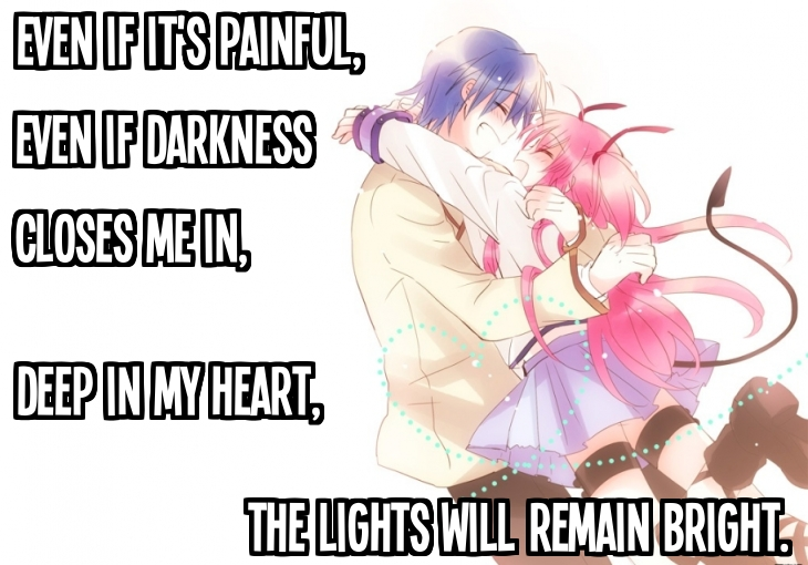 anime quotes deep: Deep Anime Quotes. QuotesGram