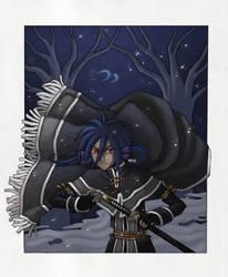Snow Alexander by Blacklotuscomic