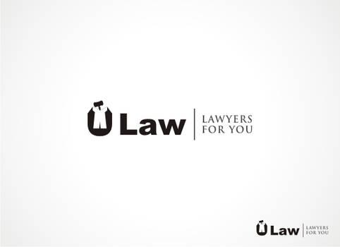 U Law logo
