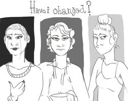 Have i changed