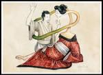 Yokai: Rokuro-kubi