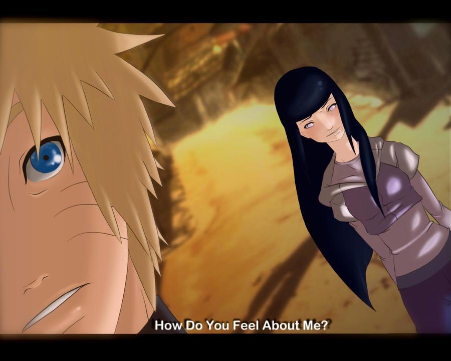 .Naruto.Hinata. by BlissfulGold