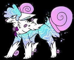Waterdoge by TrollishTheTroll
